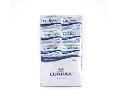 Lurpak Mini Portion Slightly Salted Butter