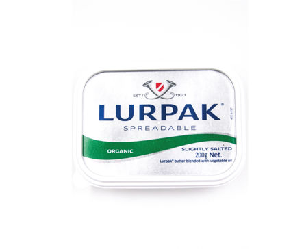 Lurpak Spreadable Organic
